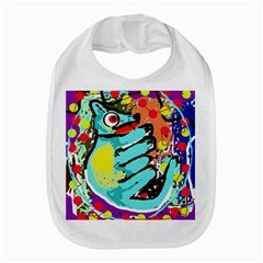 Abstract animal Bib