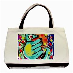Abstract animal Basic Tote Bag