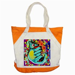 Abstract animal Accent Tote Bag