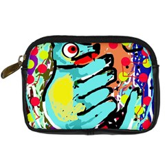 Abstract animal Digital Camera Cases