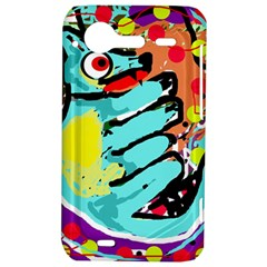 Abstract animal HTC Incredible S Hardshell Case
