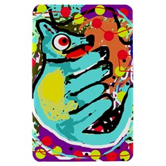 Abstract animal Kindle Fire (1st Gen) Hardshell Case