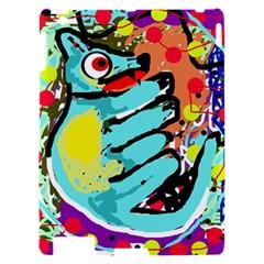 Abstract animal Apple iPad 2 Hardshell Case