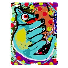Abstract animal Apple iPad 3/4 Hardshell Case (Compatible with Smart Cover)
