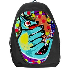 Abstract animal Backpack Bag