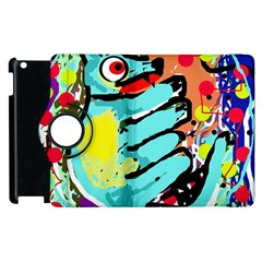 Abstract animal Apple iPad 3/4 Flip 360 Case