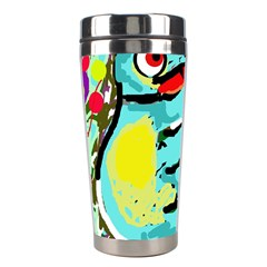 Abstract animal Stainless Steel Travel Tumblers