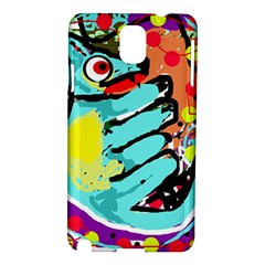 Abstract animal Samsung Galaxy Note 3 N9005 Hardshell Case