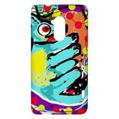 Abstract animal HTC One Max (T6) Hardshell Case
