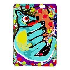Abstract animal Kindle Fire HDX 8.9  Hardshell Case