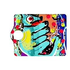 Abstract animal Kindle Fire HD (2013) Flip 360 Case