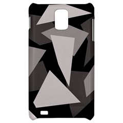 Simple gray abstraction Samsung Infuse 4G Hardshell Case
