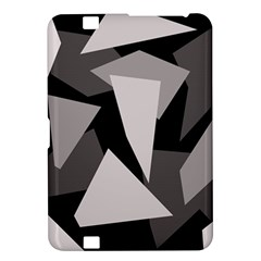 Simple gray abstraction Kindle Fire HD 8.9