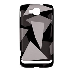 Simple gray abstraction Samsung Ativ S i8750 Hardshell Case