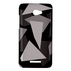 Simple gray abstraction HTC Butterfly X920E Hardshell Case