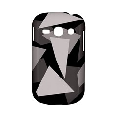 Simple gray abstraction Samsung Galaxy S6810 Hardshell Case
