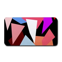 Colorful geometrical design Medium Bar Mats