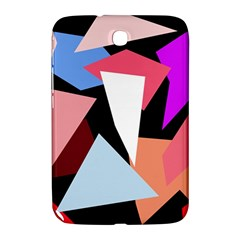Colorful geometrical design Samsung Galaxy Note 8.0 N5100 Hardshell Case