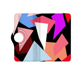 Colorful geometrical design Kindle Fire HDX 8.9  Flip 360 Case