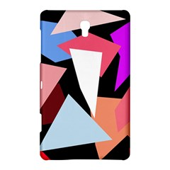 Colorful geometrical design Samsung Galaxy Tab S (8.4 ) Hardshell Case