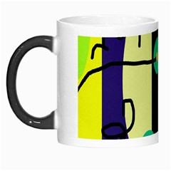 Crazy abstraction by Moma Morph Mugs
