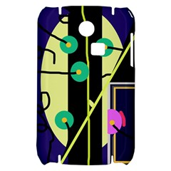 Crazy abstraction by Moma Samsung S3350 Hardshell Case