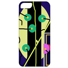 Crazy abstraction by Moma Apple iPhone 5 Classic Hardshell Case