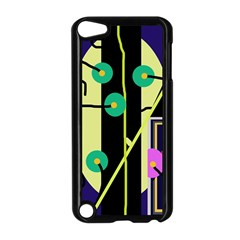 Crazy abstraction by Moma Apple iPod Touch 5 Case (Black)