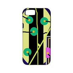 Crazy abstraction by Moma Apple iPhone 5 Classic Hardshell Case (PC+Silicone)