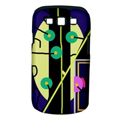 Crazy abstraction by Moma Samsung Galaxy S III Classic Hardshell Case (PC+Silicone)