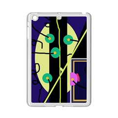 Crazy abstraction by Moma iPad Mini 2 Enamel Coated Cases
