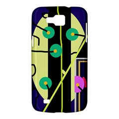 Crazy abstraction by Moma Samsung Galaxy Premier I9260 Hardshell Case