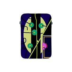 Crazy abstraction by Moma Apple iPad Mini Protective Soft Cases