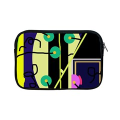 Crazy abstraction by Moma Apple iPad Mini Zipper Cases