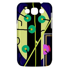 Crazy abstraction by Moma Samsung Galaxy Win I8550 Hardshell Case
