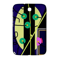 Crazy abstraction by Moma Samsung Galaxy Note 8.0 N5100 Hardshell Case
