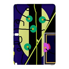Crazy abstraction by Moma Samsung Galaxy Tab Pro 10.1 Hardshell Case