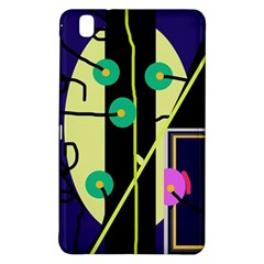 Crazy abstraction by Moma Samsung Galaxy Tab Pro 8.4 Hardshell Case