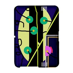 Crazy abstraction by Moma Amazon Kindle Fire (2012) Hardshell Case