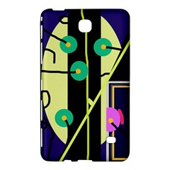 Crazy abstraction by Moma Samsung Galaxy Tab 4 (7 ) Hardshell Case