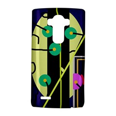 Crazy abstraction by Moma LG G4 Hardshell Case