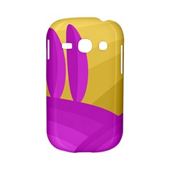 Yellow and magenta landscape Samsung Galaxy S6810 Hardshell Case