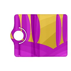 Yellow and magenta landscape Kindle Fire HD (2013) Flip 360 Case