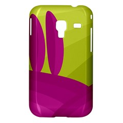 Yellow and pink landscape Samsung Galaxy Ace Plus S7500 Hardshell Case