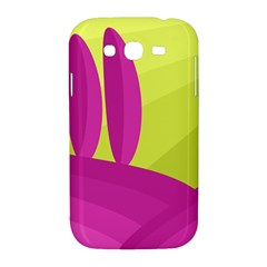 Yellow and pink landscape Samsung Galaxy Grand DUOS I9082 Hardshell Case