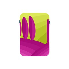 Yellow and pink landscape Apple iPad Mini Protective Soft Cases