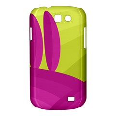 Yellow and pink landscape Samsung Galaxy Express I8730 Hardshell Case