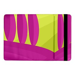 Yellow and pink landscape Samsung Galaxy Tab Pro 10.1  Flip Case