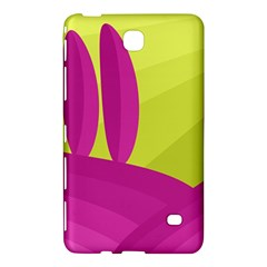 Yellow and pink landscape Samsung Galaxy Tab 4 (8 ) Hardshell Case