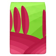 Green and red landscape Flap Covers (L)